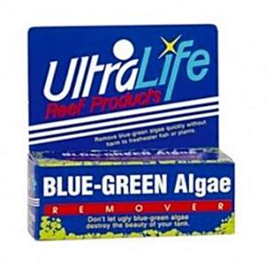 UltraLife BLUE-GREEN Algae Remover