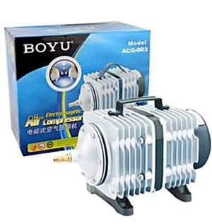 BOYU ACQ-003 Compressor de ar eletro magnético (USADO)